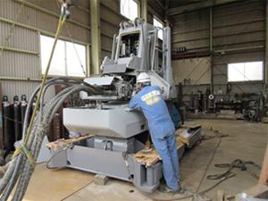 技研製作所 サイレントパイラーSCU-600M オーバーホール